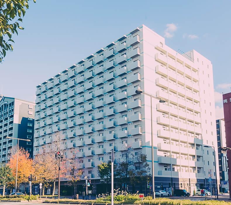 ホテル博多プレイス外観