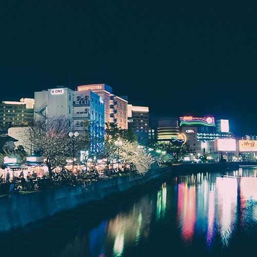 中洲・川端